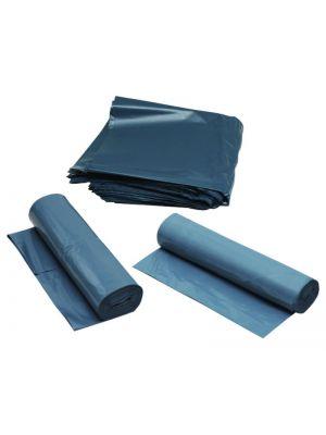 Großvolumen-Müllsack, 240l, Stärke 100 µm, LxB 1350x550-650mm, blau