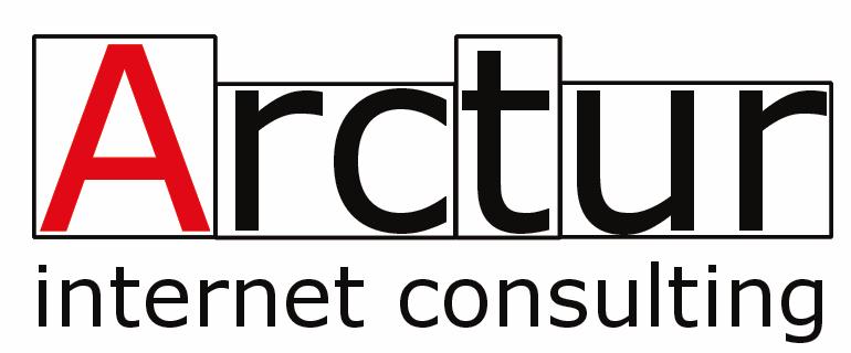 Logo Arctur Internet Consulting